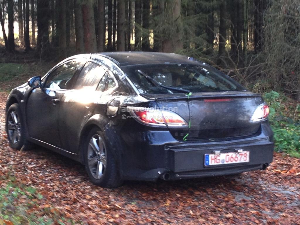 El nuevo Mazda6 ya está disponible » Mazda6 2013 02