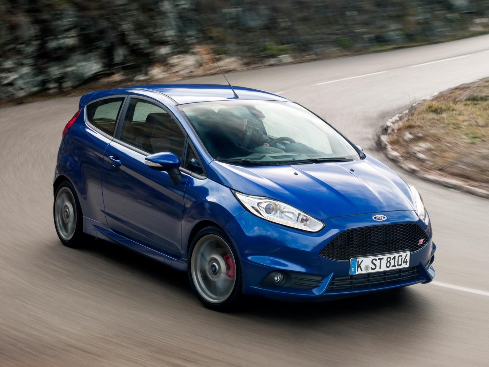 El Ford Fiesta ST ya está a la venta por 21.750 euros