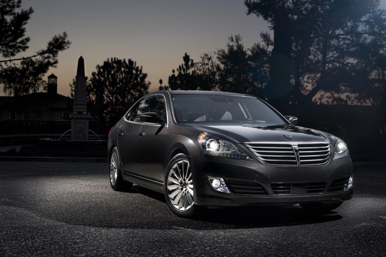 2020 Hyundai Equus Ultimate First Drive