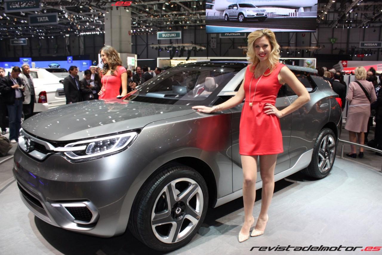 Salón Internacional del Automóvil de Ginebra 2013