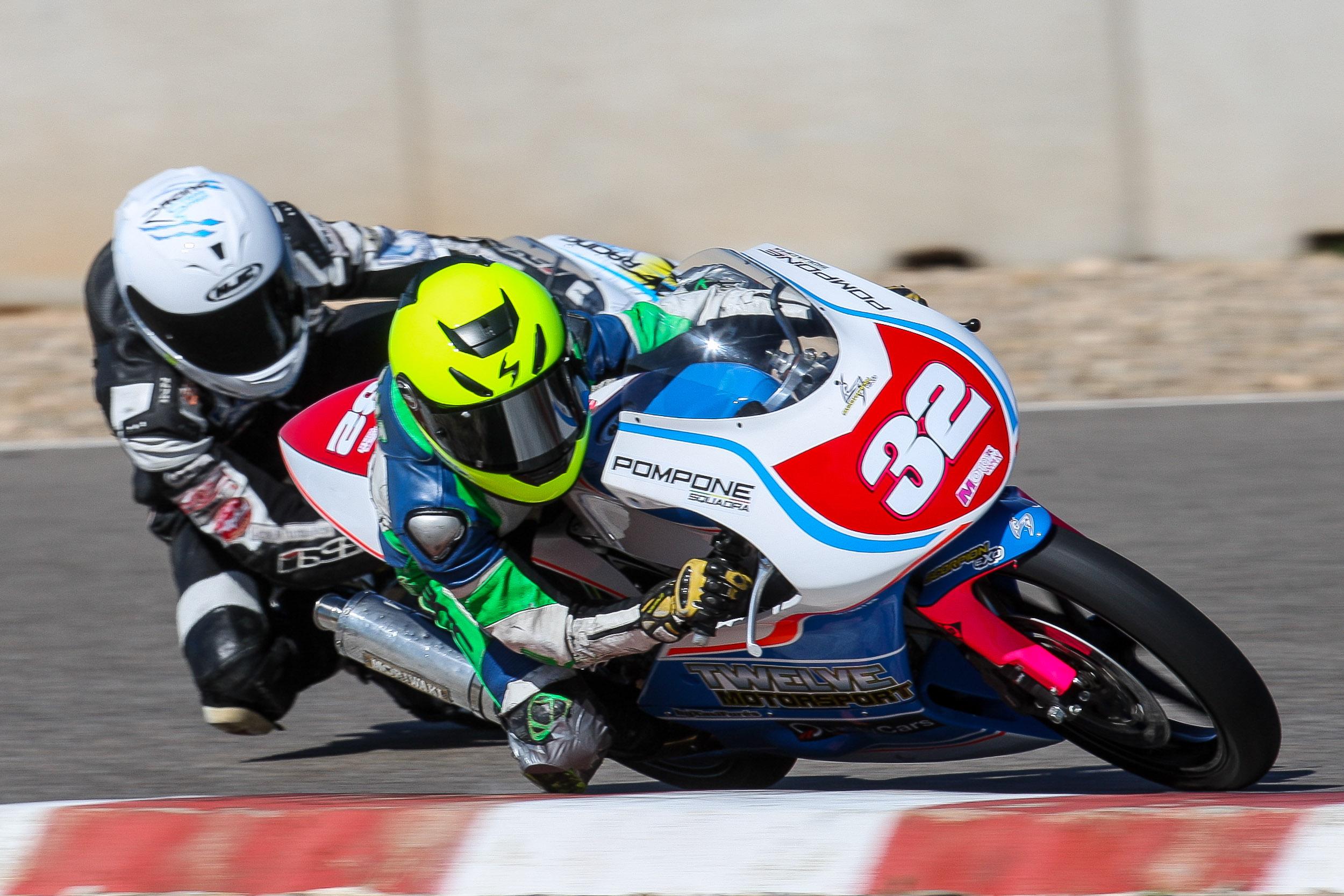 Circuito De Alcarras : El equipo twelve motorsport se estrena en alcarrás revista del motor