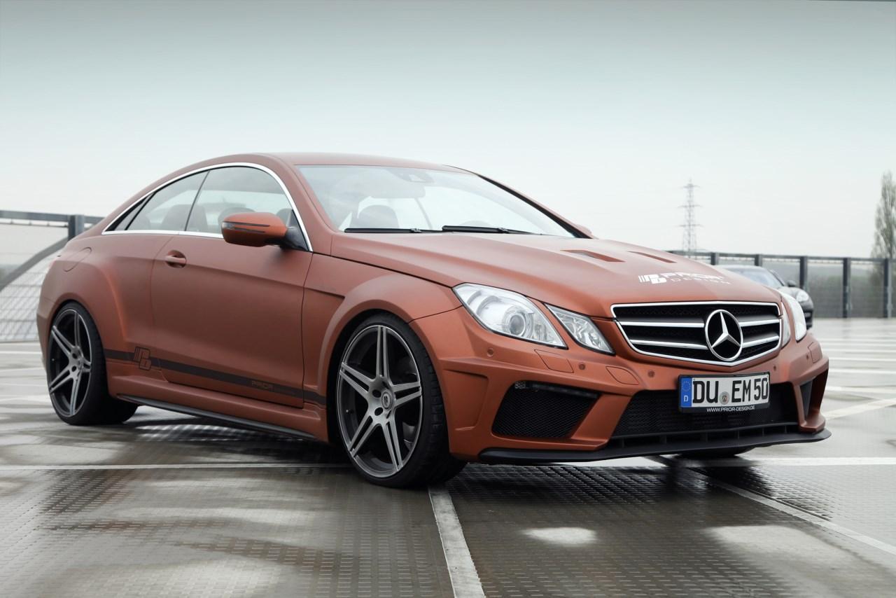 Clase e coup archivos revista del motor for Mercedes benz france