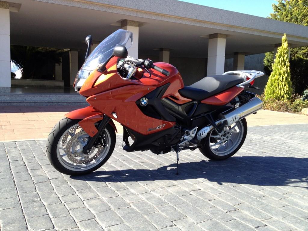Prueba Bmw F 800 Gt Revista Del Motor