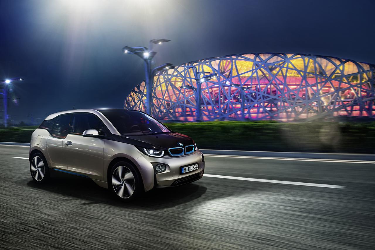 Nuevo BMW i3, desde 35.500 euros - Revista del motor