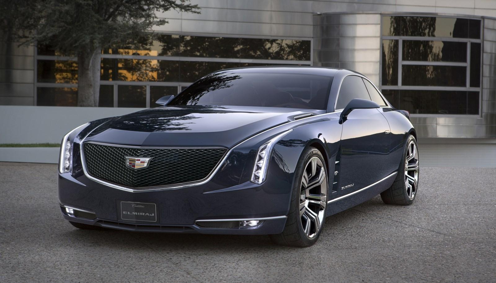 2021 Cadillac Elmiraj New Model and Performance