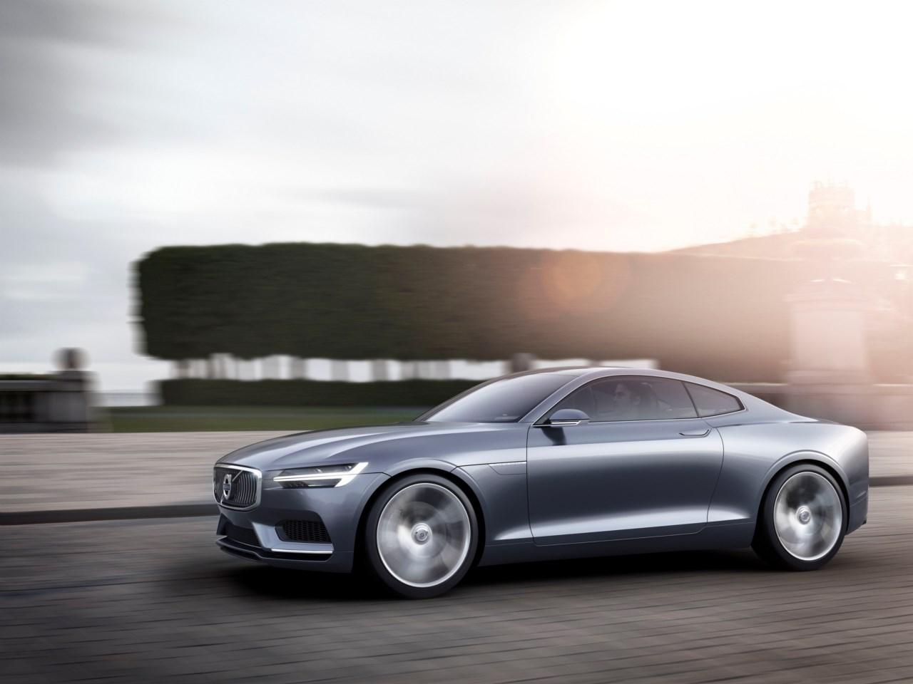 Volvo Concept Coupe Revista Del Motor