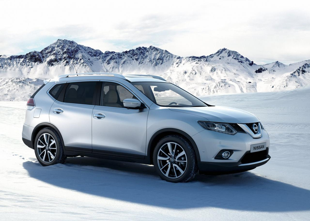Nissan X Trail Pictures to pin on Pinterest