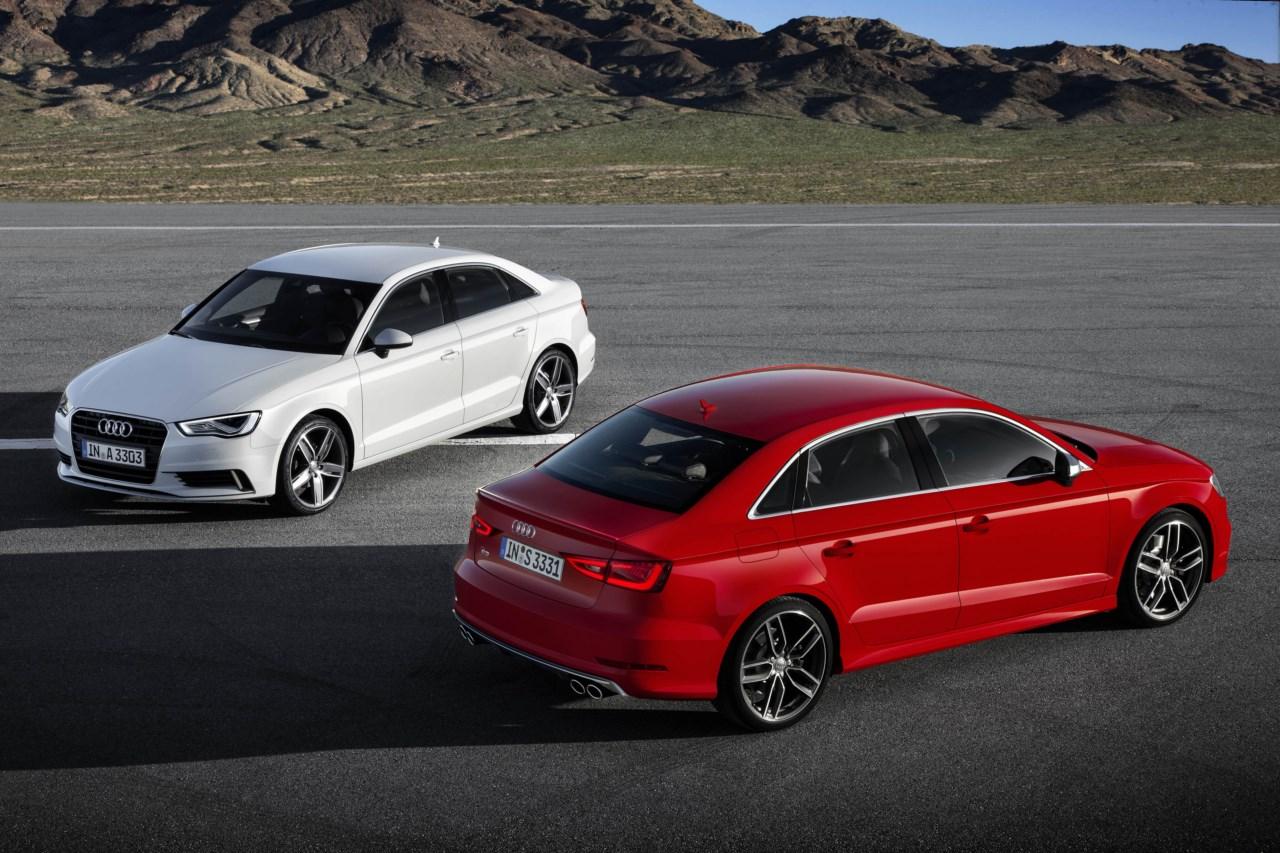 Nuevo Audi S3 Sedán, a la venta desde 45.500 euros ...