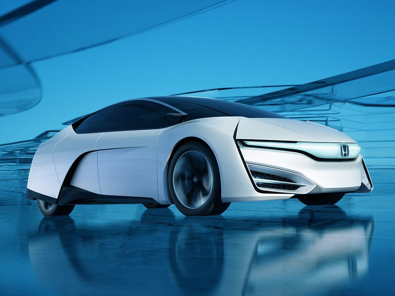 2021 Honda Fcev Release