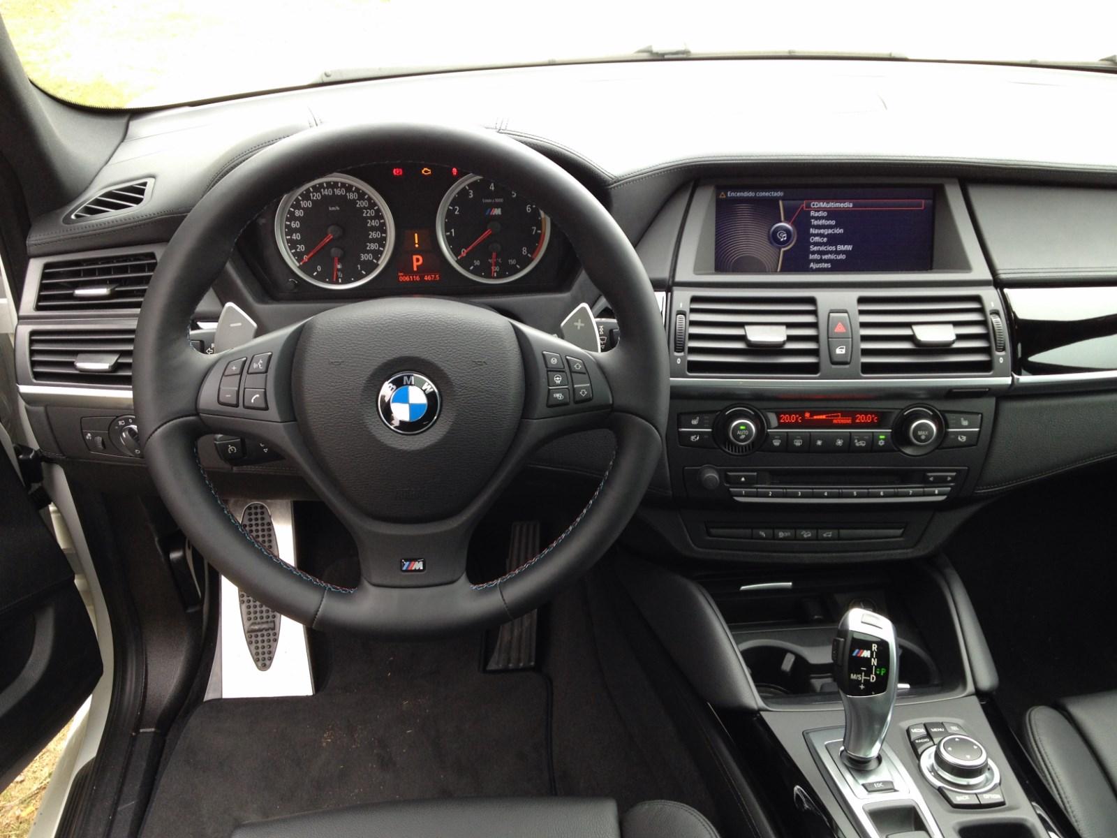 Prueba BMW X6 M