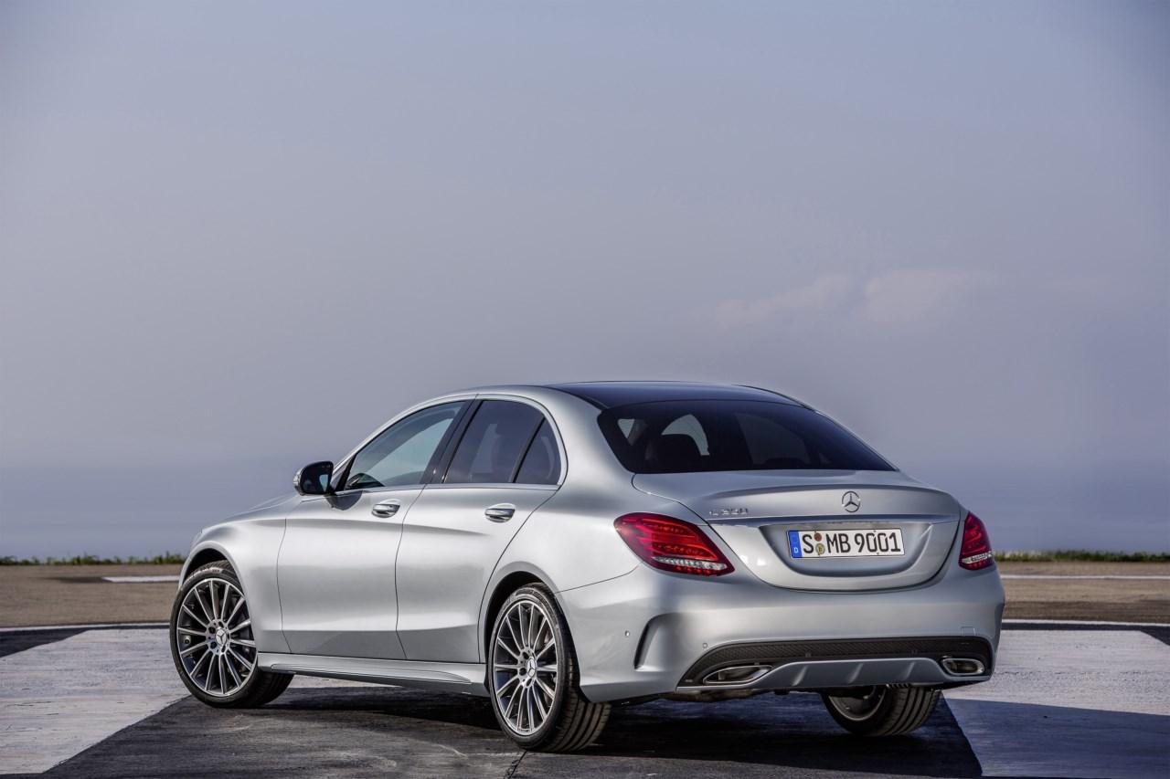 Nuevo mercedes benz clase c desde euros revista for Mercedes benz clase c