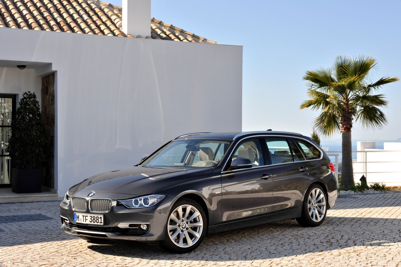 nuevo bmw serie 3 touring revista del motor. Black Bedroom Furniture Sets. Home Design Ideas