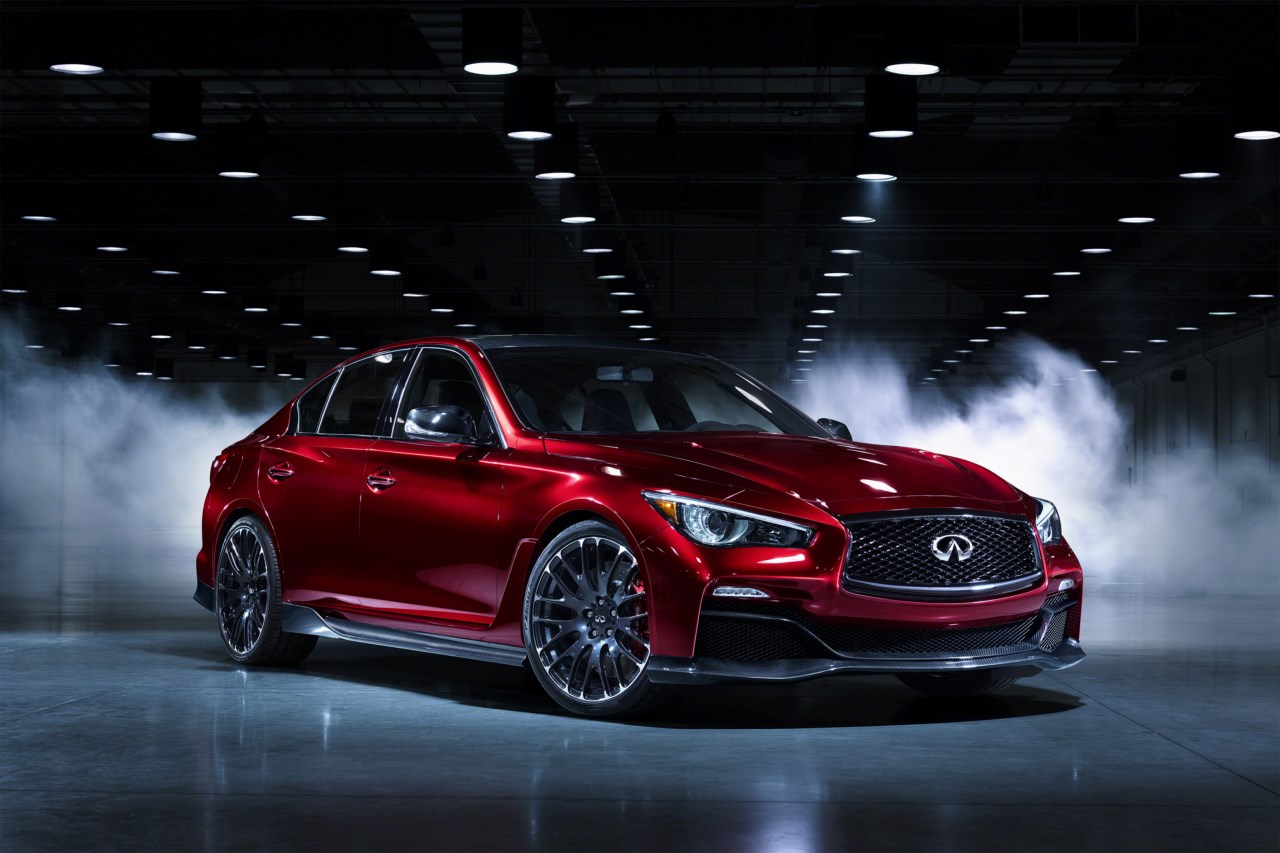 2021 Infiniti Q50 Coupe Eau Rouge First Drive