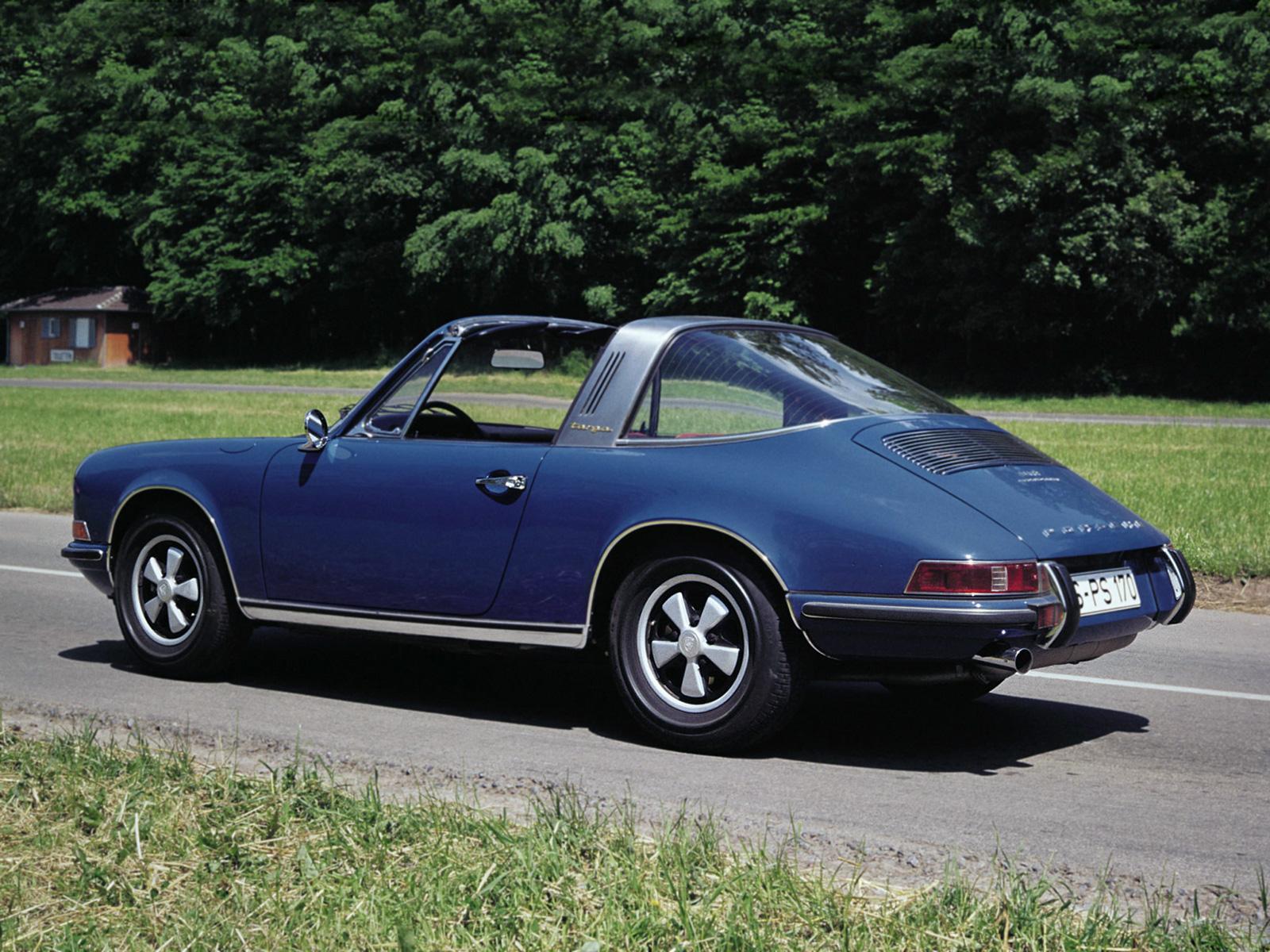 Porsche 911 Targa Su Historia En Un Vistazo Revista Del Motor