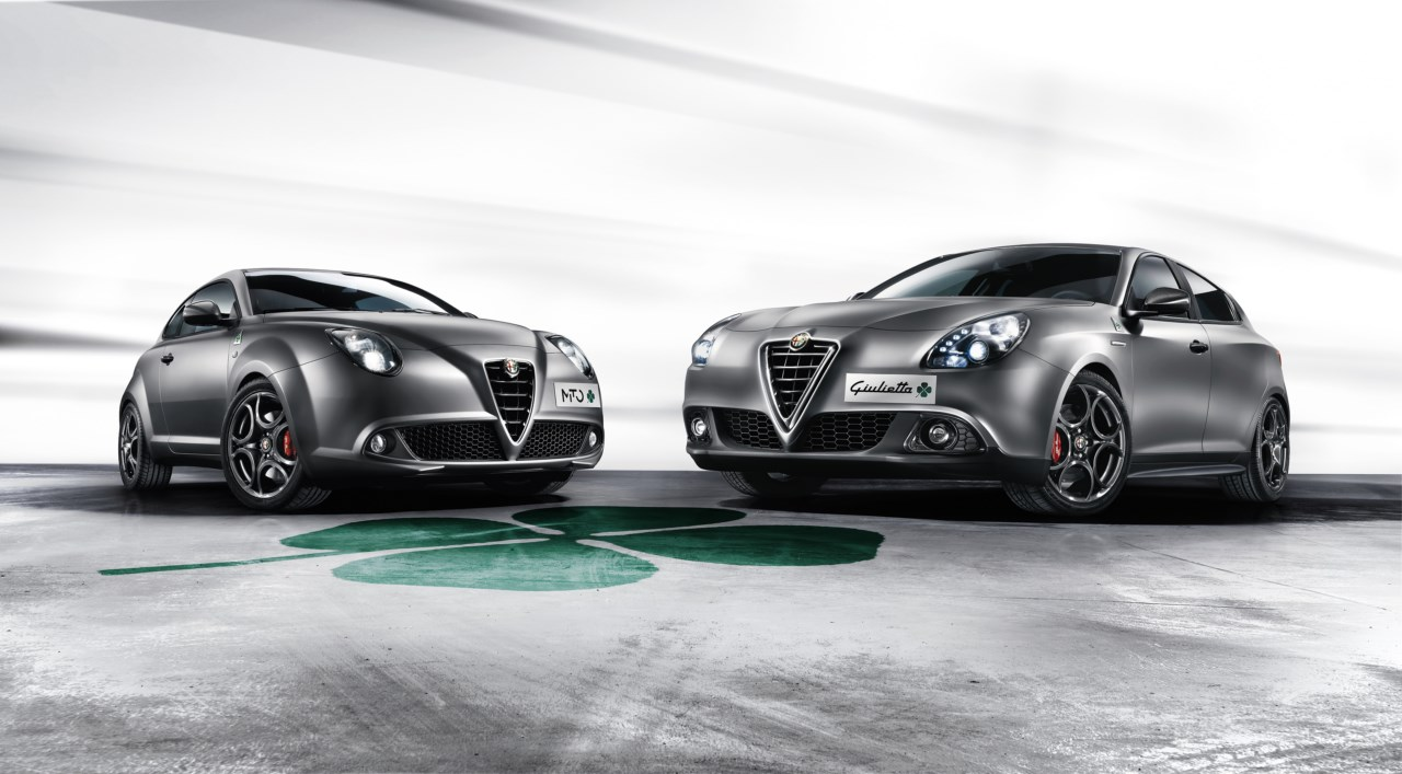alfa romeo mito y giulietta quadrifoglio verde revista del motor. Black Bedroom Furniture Sets. Home Design Ideas