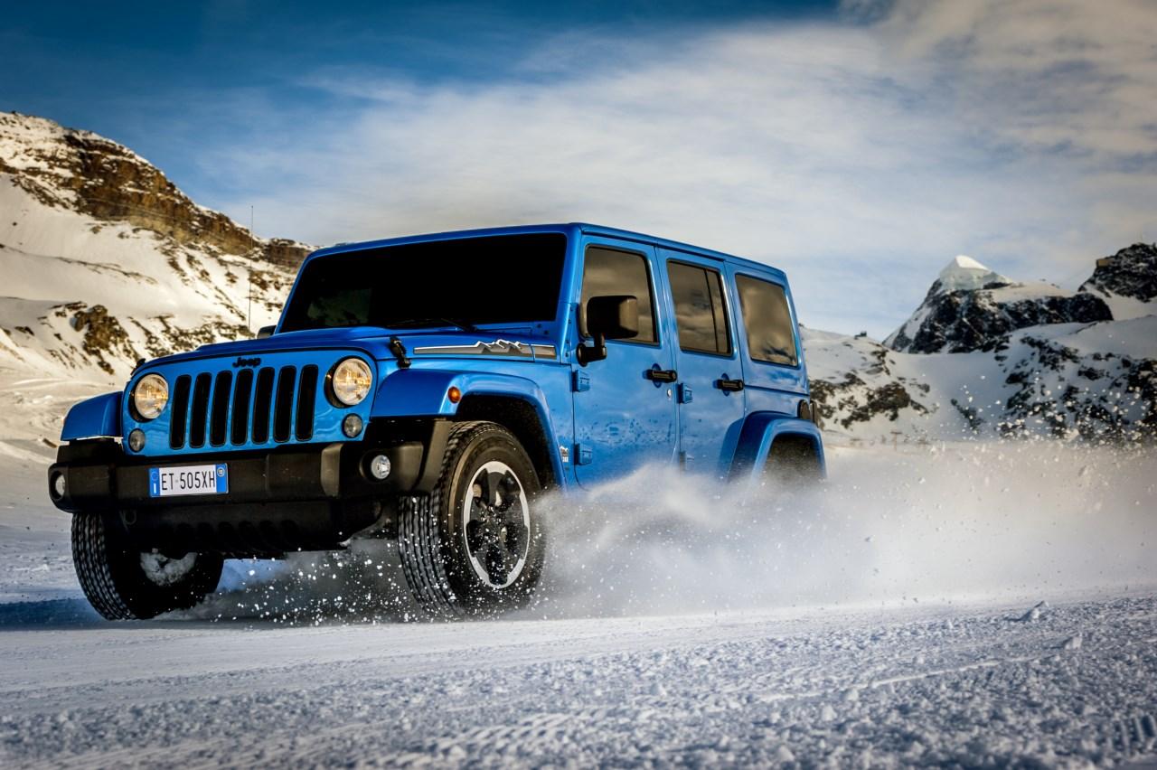 Nuevo Jeep Wrangler Polar, desde 44.927 euros - Revista del motor