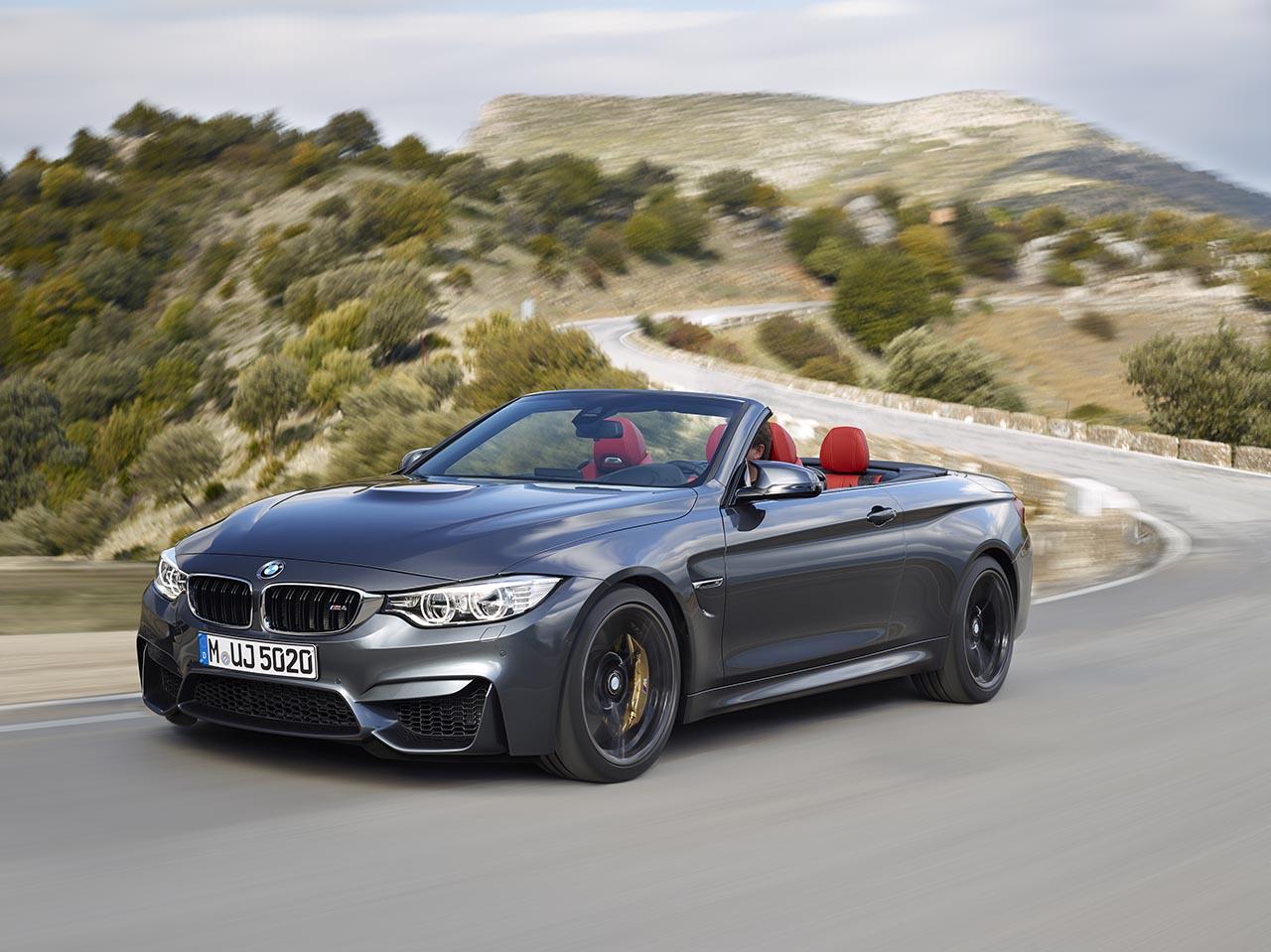 El BMW M4 Cabrio, ya disponible