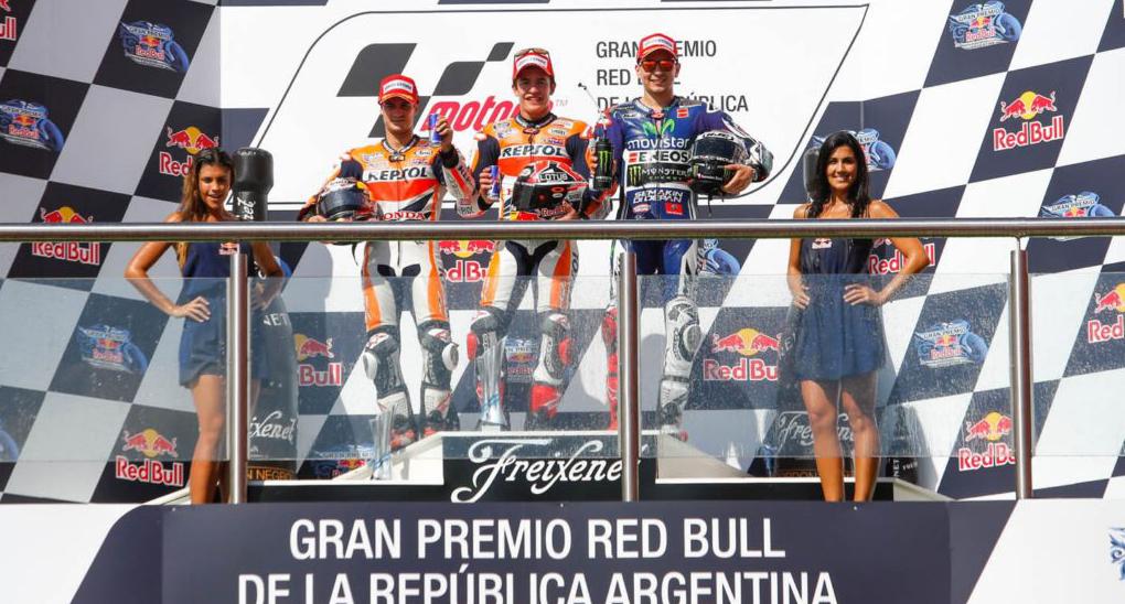 Resultado de imagen de motogp argentina 2014