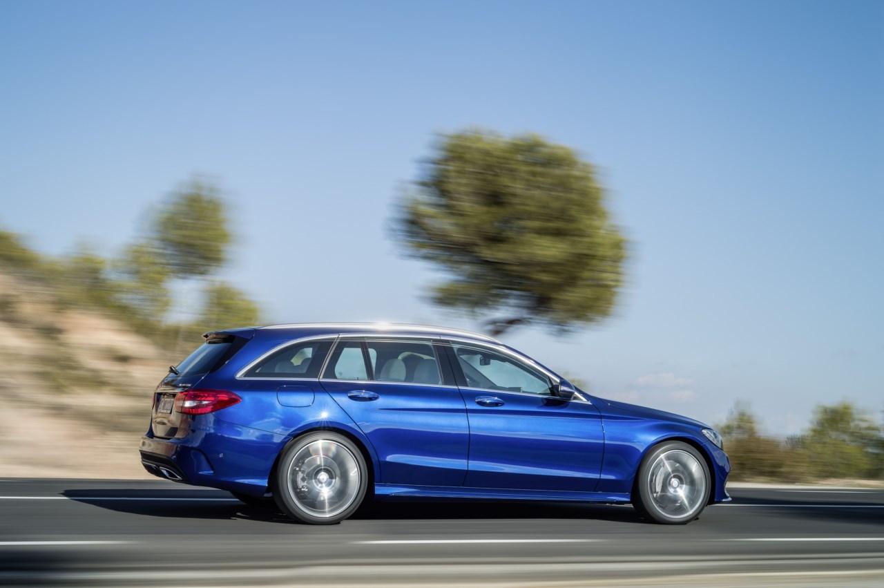 Nuevo mercedes benz clase c estate revista del motor for Mercedes benz clase c