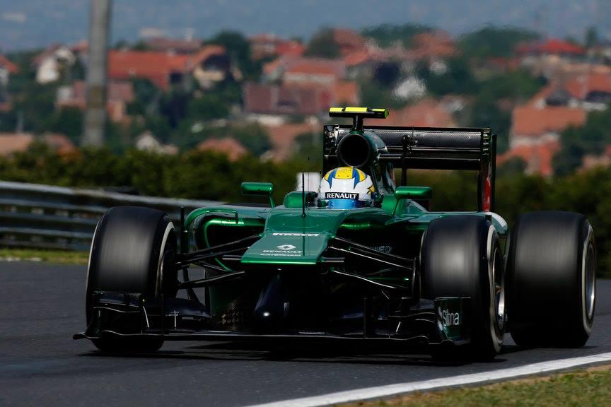 Manolomakinas lidera los primeros test de la Formula E Marcus-Ericsson-GP-Hungría-F1-2014