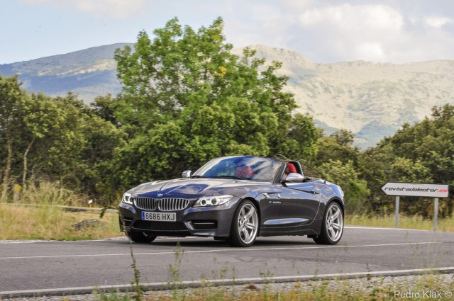 Prueba: BMW Z4 sDrive35is DKG