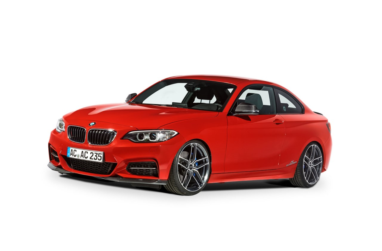 BMW Serie 2 Coupé by AC Schnitzer