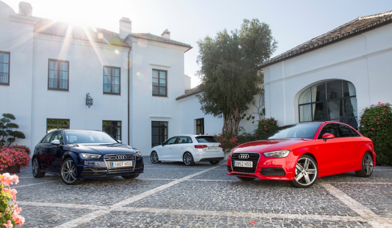 La gama Audi A3 estrena motores