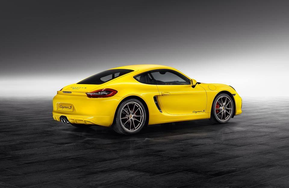 Porsche Exclusive se centra en el Cayman S