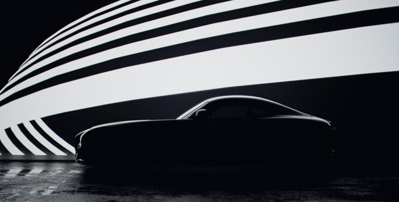 El nuevo Mercedes GT AMG debutará el 9 de septiembre