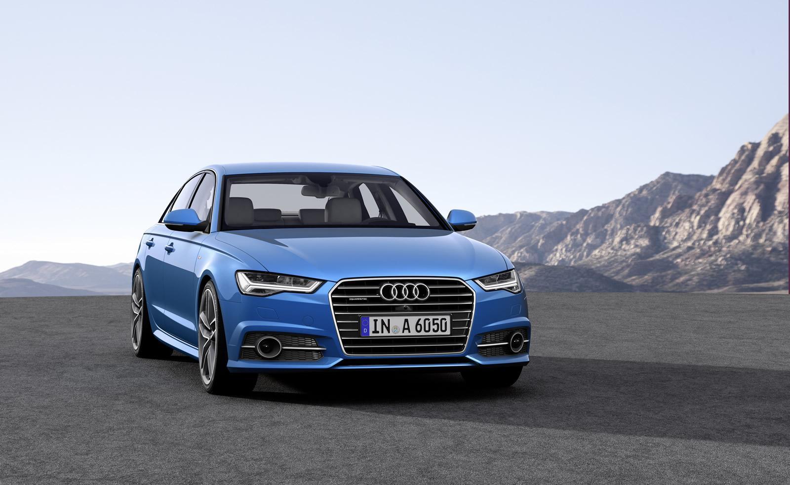 Nueva gama Audi A6