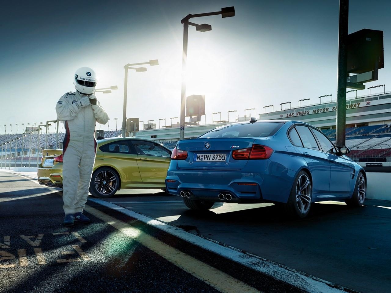 BMW Driving Experience te enseña a conducir