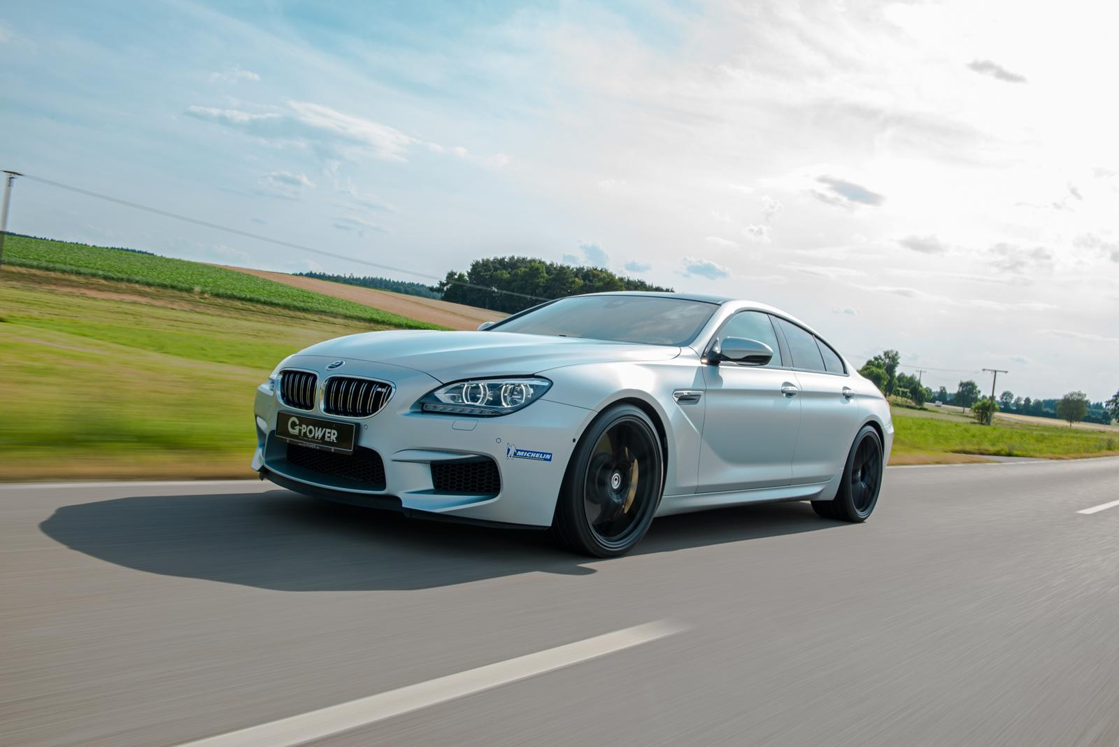 G-Power BMW M6 Gran Coupé