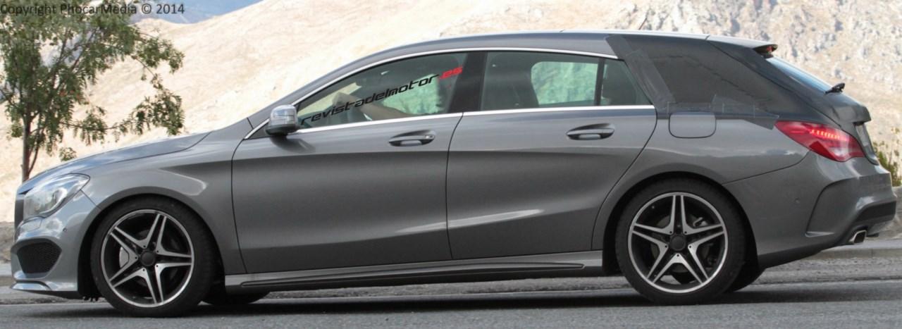 Mercedes-Benz CLA Shoting Break