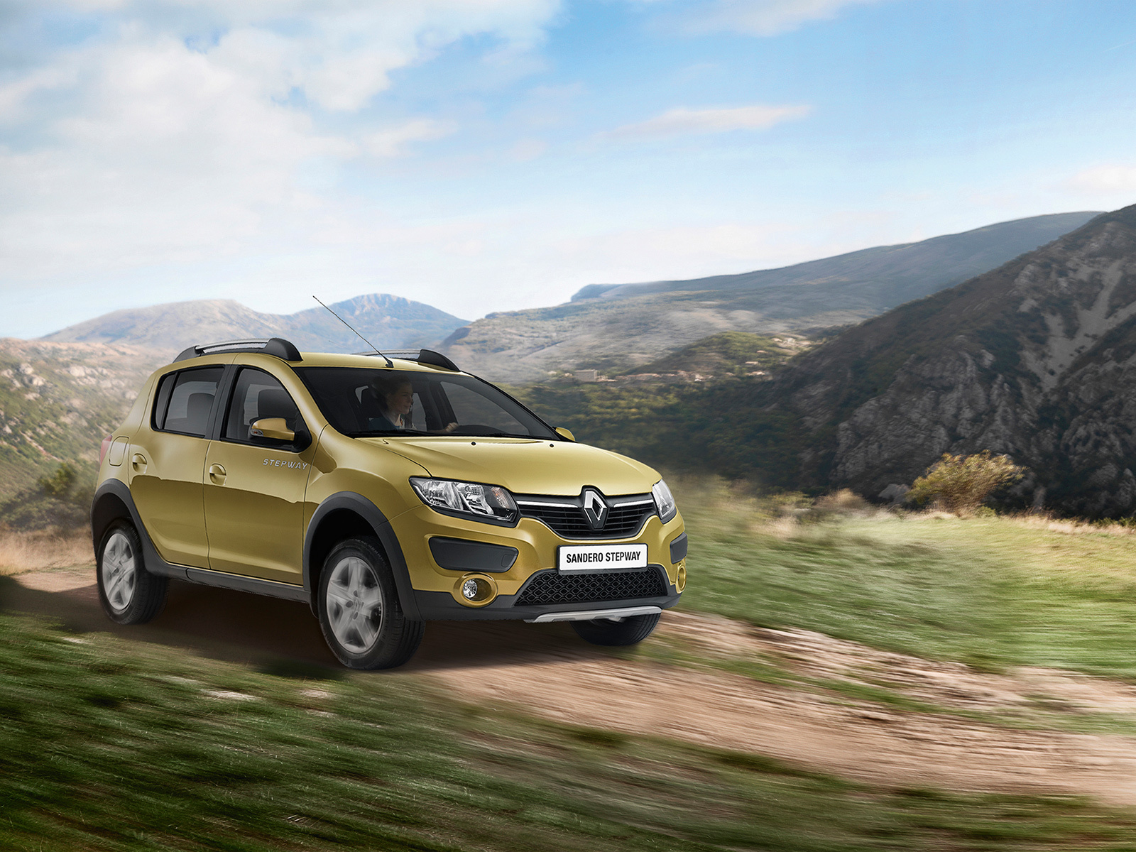 Nuevo Renault Sandero Stepway