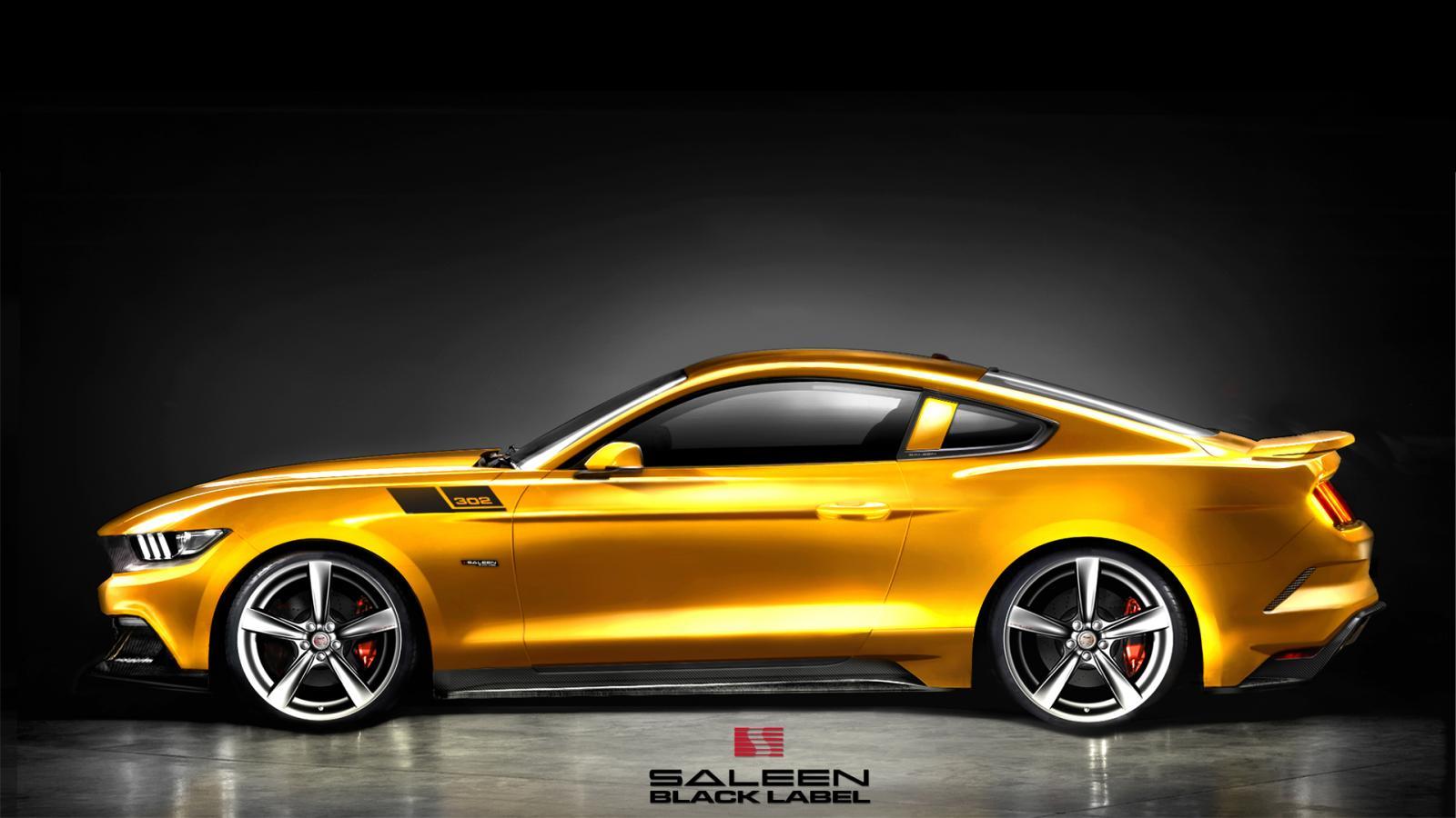 Saleen S302 Mustang