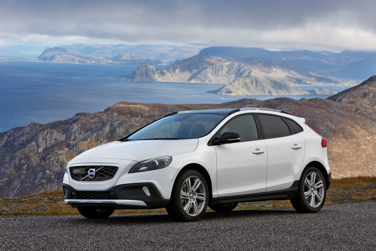 Volvo V40 Cross Country AWD