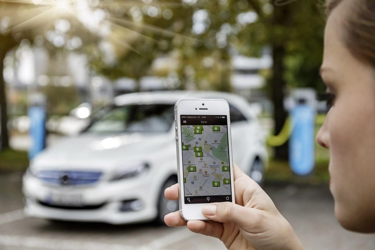 Mercedes-Benz lanza una nueva app