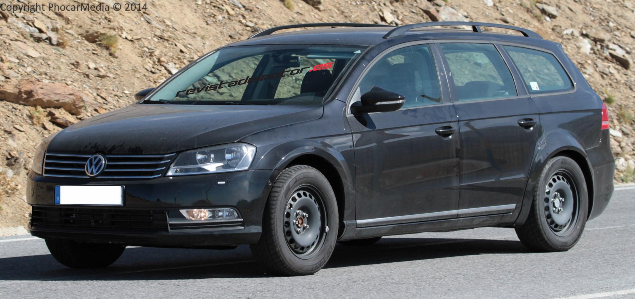 Volkswagen desarrolla dos nuevos SUVs