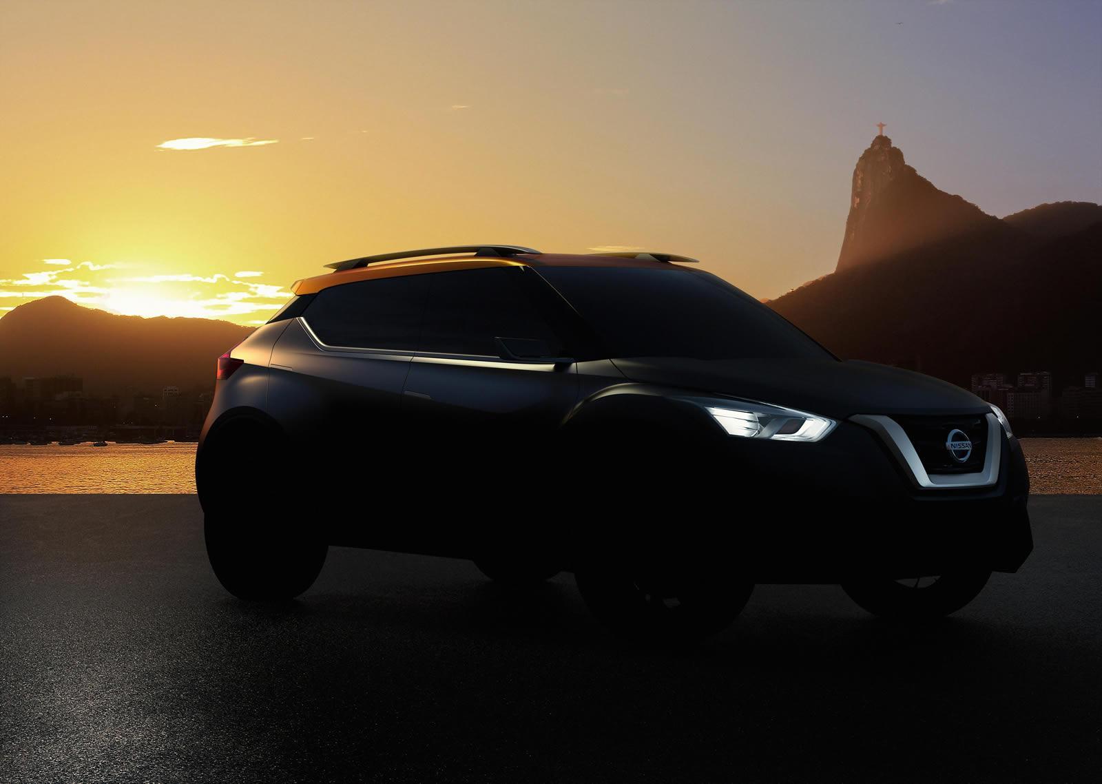 Nissan adelanta un nuevo concept car