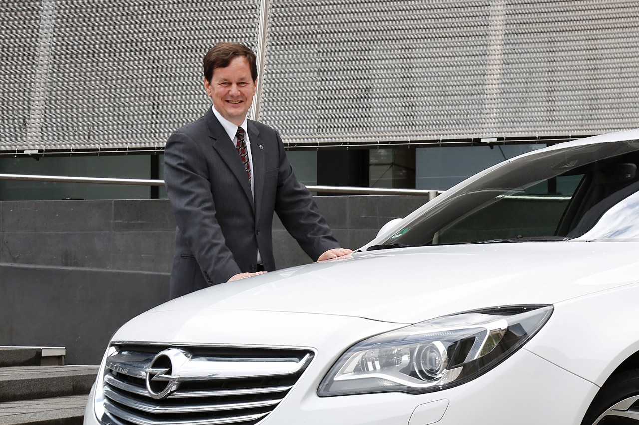 Opel presenta un sistema de deflectores activos
