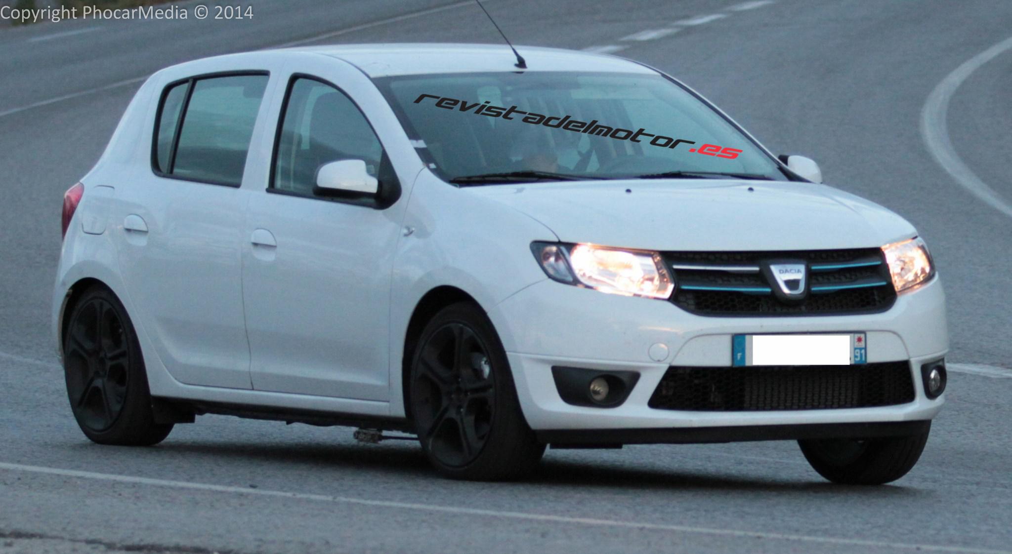 """Renault ofrecerá un Sandero """"RS"""""""