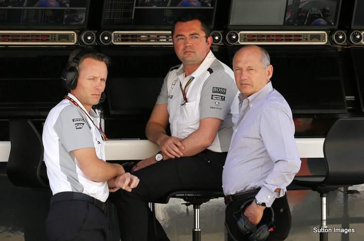 Sam Michael dejará McLaren