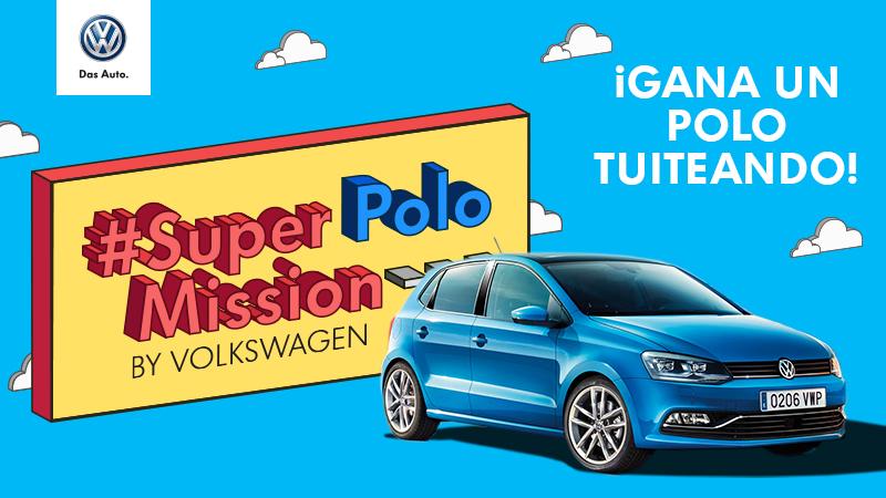 Gana un Polo con el nuevo juego de Volkswagen