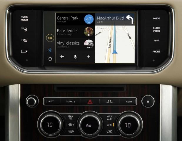 Jaguar Land Rover presenta justDrive