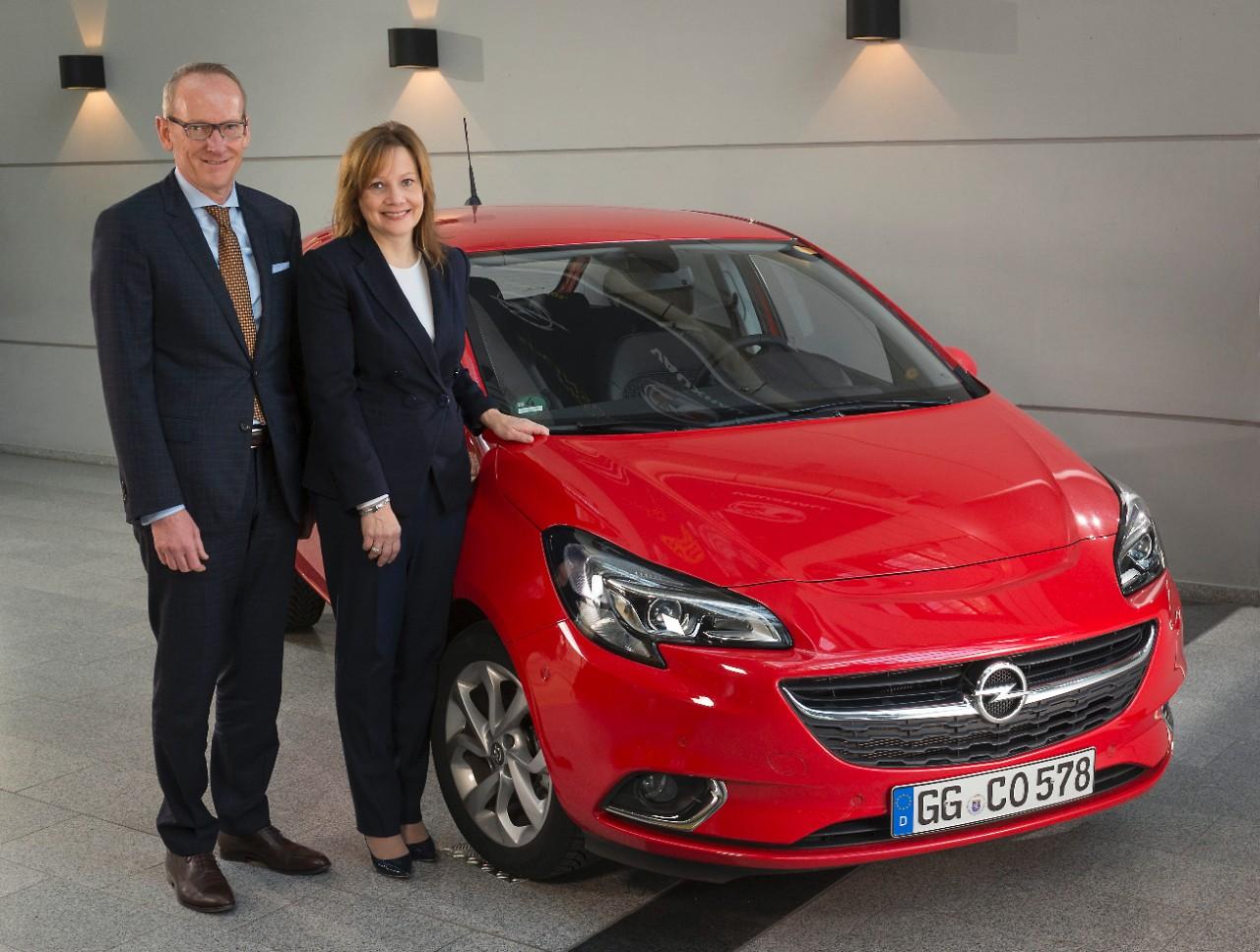 Opel confirma un nuevo SUV grande