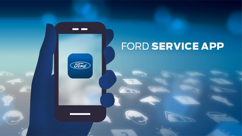 Ford lanza la aplicación Ford Service App