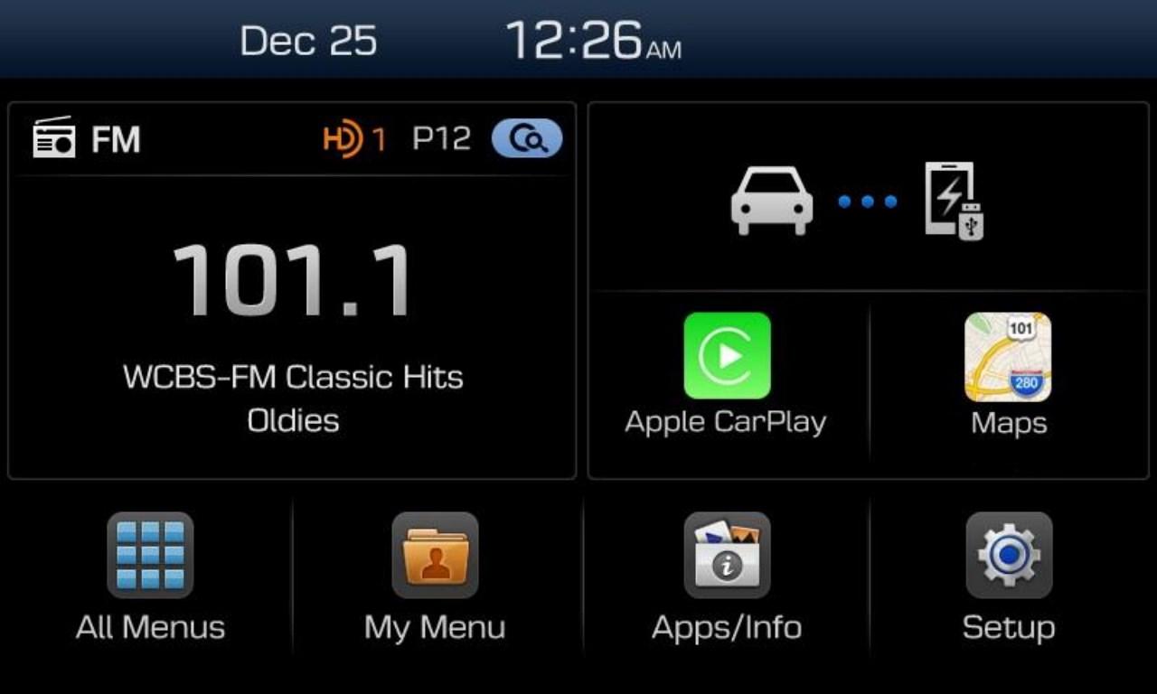Hyundai presenta su nuevo sistema de info-entretenimiento