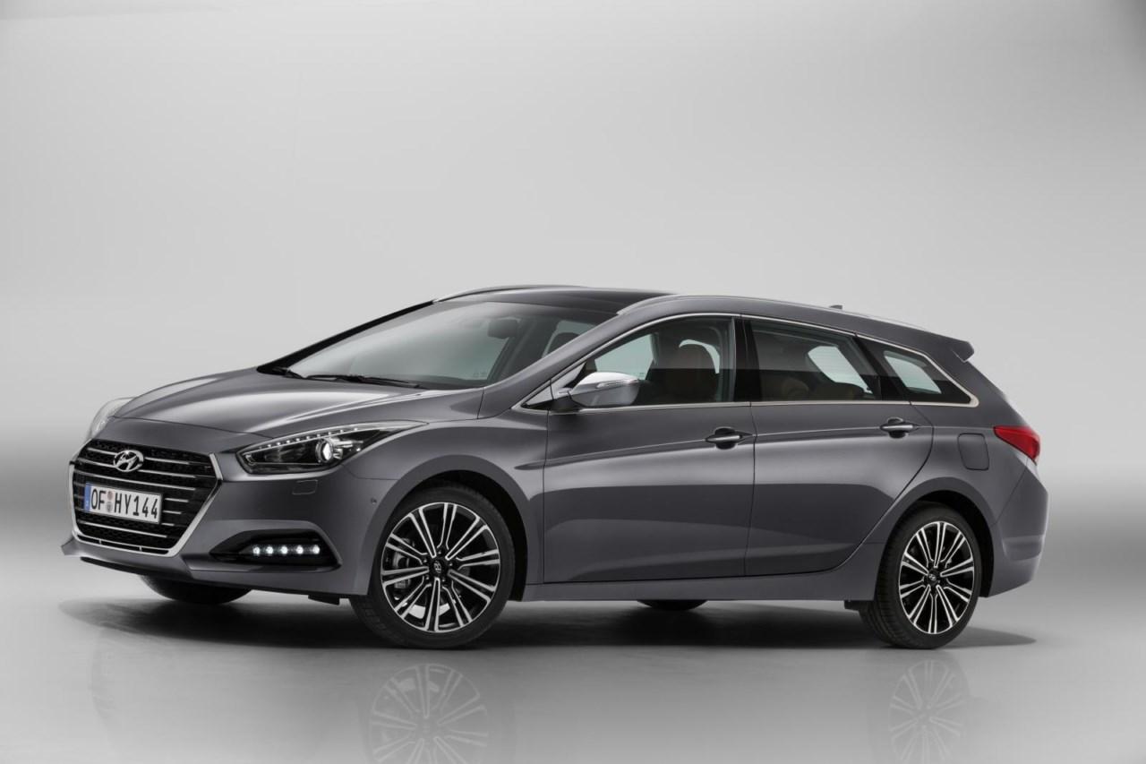 Nueva Gama Hyundai i40 2015