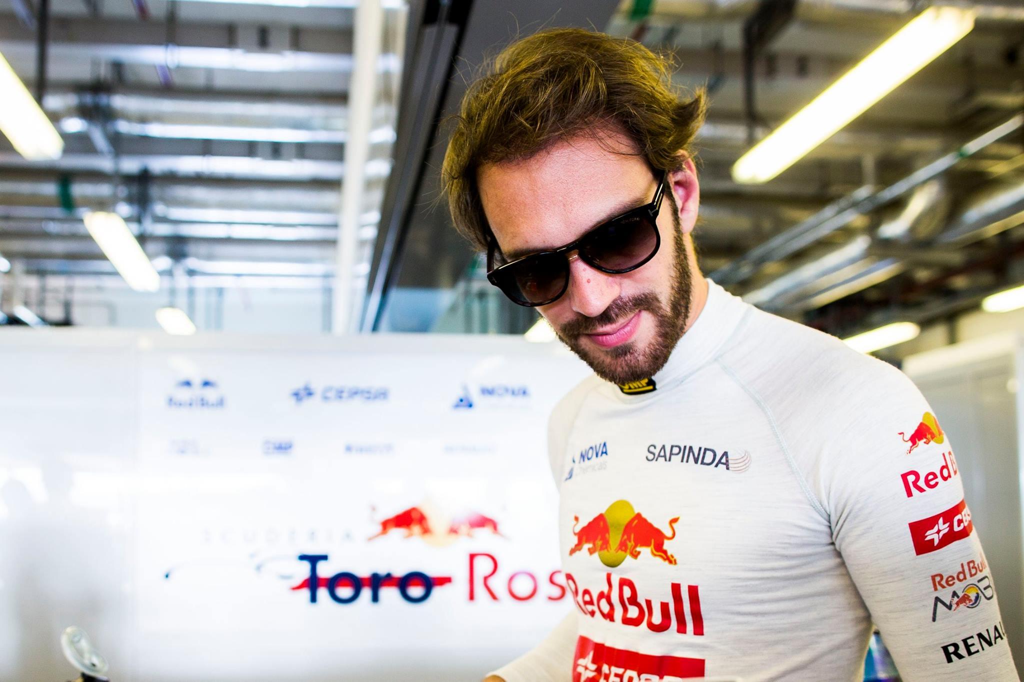 Jean-Éric Vergne se une a Ferrari