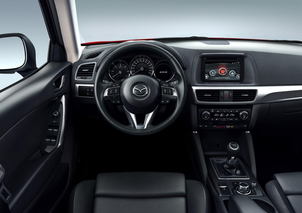 Mazda Cx 5 Fl 2015 Revista Del Motor